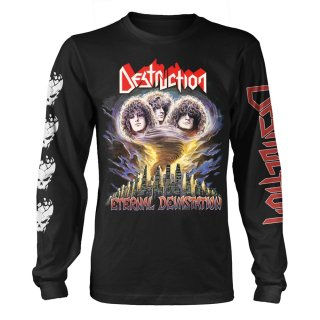 DESTRUCTION Eternal Devastation, ロングTシャツ