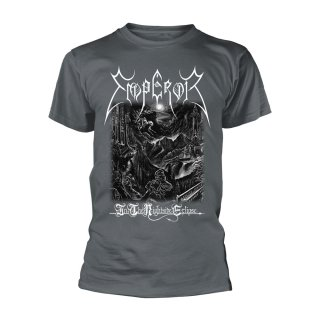 EMPEROR In The Nightside Eclipse (black And White), Tシャツ