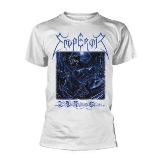 EMPEROR In The Nightside Eclipse (white), Tシャツ