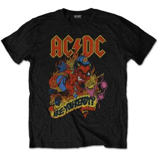 AC/DC Are You Ready, Tシャツ