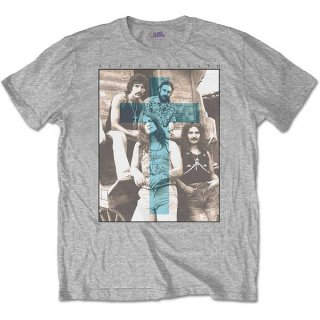 BLACK SABBATH Blue Cross, Tシャツ