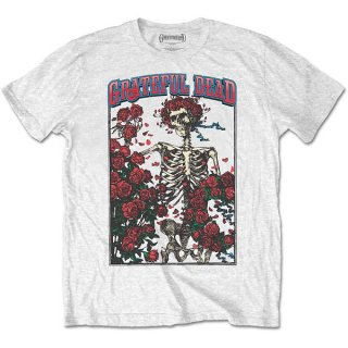 GRATEFUL DEAD Bertha & Logo, Tシャツ