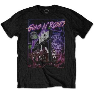 GUNS N' ROSES Sunset Boulevard, Tシャツ
