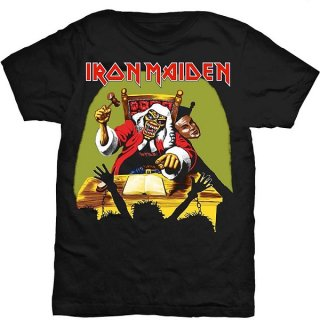 IRON MAIDEN Deaf Sentence, Tシャツ