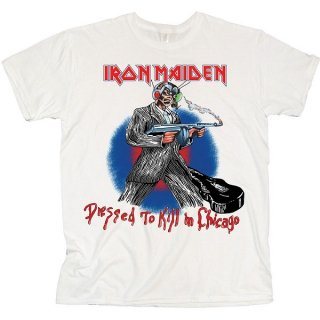 IRON MAIDEN Chicago Mutants, Tシャツ