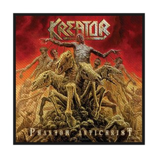 KREATOR Phantom Anti-Christ, パッチ