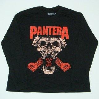 PANTERA Mouth For War, ロングTシャツ