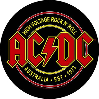 AC/DC High Voltage Rock N Roll, バックパッチ<img class='new_mark_img2' src='https://img.shop-pro.jp/img/new/icons5.gif' style='border:none;display:inline;margin:0px;padding:0px;width:auto;' />