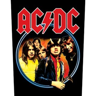 AC/DC Highway to Hell, バックパッチ<img class='new_mark_img2' src='https://img.shop-pro.jp/img/new/icons5.gif' style='border:none;display:inline;margin:0px;padding:0px;width:auto;' />
