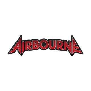 AIRBOURNE Logo Cut-Out, パッチ<img class='new_mark_img2' src='https://img.shop-pro.jp/img/new/icons5.gif' style='border:none;display:inline;margin:0px;padding:0px;width:auto;' />