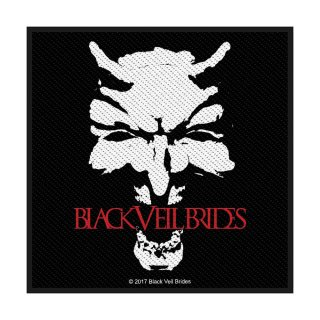 BLACK VEIL BRIDES Devil, パッチ<img class='new_mark_img2' src='https://img.shop-pro.jp/img/new/icons5.gif' style='border:none;display:inline;margin:0px;padding:0px;width:auto;' />