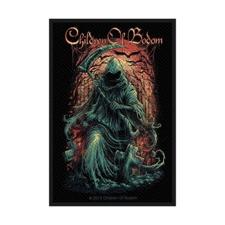 CHILDREN OF BODOM Reaper, パッチ<img class='new_mark_img2' src='https://img.shop-pro.jp/img/new/icons5.gif' style='border:none;display:inline;margin:0px;padding:0px;width:auto;' />