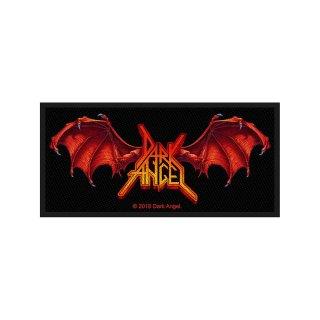 DARK ANGEL Winged Logo, パッチ<img class='new_mark_img2' src='https://img.shop-pro.jp/img/new/icons5.gif' style='border:none;display:inline;margin:0px;padding:0px;width:auto;' />