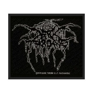 DARKTHRONE Lurex Logo, パッチ<img class='new_mark_img2' src='https://img.shop-pro.jp/img/new/icons5.gif' style='border:none;display:inline;margin:0px;padding:0px;width:auto;' />