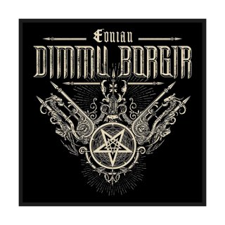 DIMMU BORGIR Eonian, パッチ<img class='new_mark_img2' src='https://img.shop-pro.jp/img/new/icons5.gif' style='border:none;display:inline;margin:0px;padding:0px;width:auto;' />