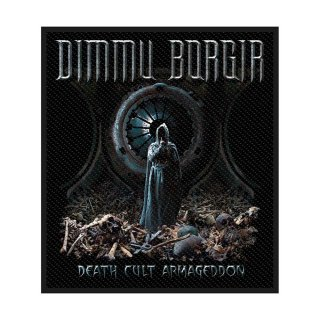 DIMMU BORGIR Death Cult, パッチ<img class='new_mark_img2' src='https://img.shop-pro.jp/img/new/icons5.gif' style='border:none;display:inline;margin:0px;padding:0px;width:auto;' />
