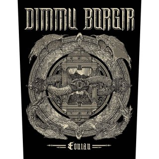 DIMMU BORGIR Eonian, バックパッチ<img class='new_mark_img2' src='https://img.shop-pro.jp/img/new/icons5.gif' style='border:none;display:inline;margin:0px;padding:0px;width:auto;' />