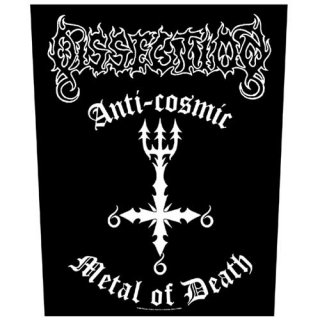 DISSECTION Anti-Cosmic, バックパッチ<img class='new_mark_img2' src='https://img.shop-pro.jp/img/new/icons5.gif' style='border:none;display:inline;margin:0px;padding:0px;width:auto;' />