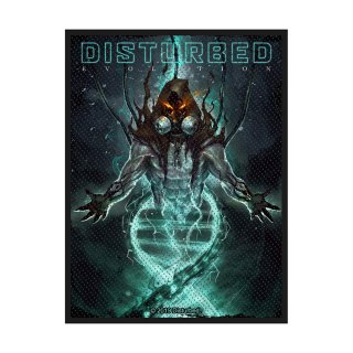DISTURBED Evolution Hooded, パッチ<img class='new_mark_img2' src='https://img.shop-pro.jp/img/new/icons5.gif' style='border:none;display:inline;margin:0px;padding:0px;width:auto;' />