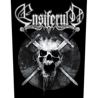 ENSIFERUM Skull, バックパッチ<img class='new_mark_img2' src='https://img.shop-pro.jp/img/new/icons5.gif' style='border:none;display:inline;margin:0px;padding:0px;width:auto;' />