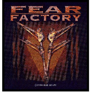 FEAR FACTORY Archetype, パッチ<img class='new_mark_img2' src='https://img.shop-pro.jp/img/new/icons5.gif' style='border:none;display:inline;margin:0px;padding:0px;width:auto;' />