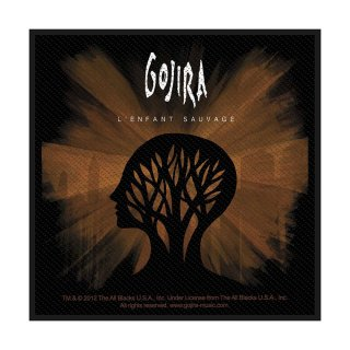 GOJIRA L'enfant Sauvage, パッチ<img class='new_mark_img2' src='https://img.shop-pro.jp/img/new/icons5.gif' style='border:none;display:inline;margin:0px;padding:0px;width:auto;' />