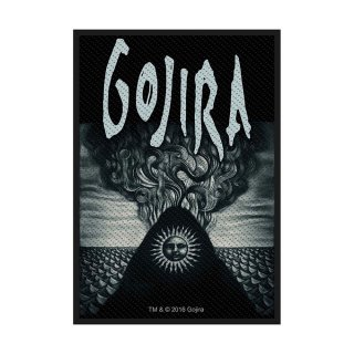 GOJIRA Magma, パッチ<img class='new_mark_img2' src='https://img.shop-pro.jp/img/new/icons5.gif' style='border:none;display:inline;margin:0px;padding:0px;width:auto;' />