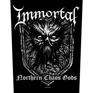 IMMORTAL Northern Chaos, バックパッチ<img class='new_mark_img2' src='https://img.shop-pro.jp/img/new/icons5.gif' style='border:none;display:inline;margin:0px;padding:0px;width:auto;' />