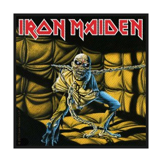 IRON MAIDEN Piece Of Mind, パッチ<img class='new_mark_img2' src='https://img.shop-pro.jp/img/new/icons5.gif' style='border:none;display:inline;margin:0px;padding:0px;width:auto;' />
