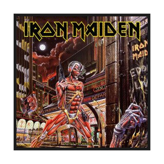 IRON MAIDEN Somewhere Back In Time, パッチ<img class='new_mark_img2' src='https://img.shop-pro.jp/img/new/icons5.gif' style='border:none;display:inline;margin:0px;padding:0px;width:auto;' />