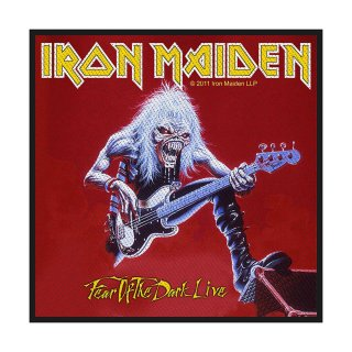 IRON MAIDEN Fear of the Dark Live, パッチ<img class='new_mark_img2' src='https://img.shop-pro.jp/img/new/icons5.gif' style='border:none;display:inline;margin:0px;padding:0px;width:auto;' />
