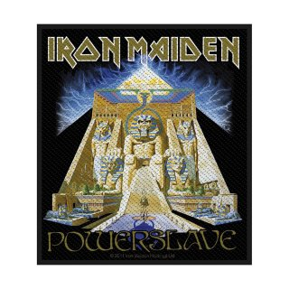 IRON MAIDEN Powerslave, パッチ<img class='new_mark_img2' src='https://img.shop-pro.jp/img/new/icons5.gif' style='border:none;display:inline;margin:0px;padding:0px;width:auto;' />