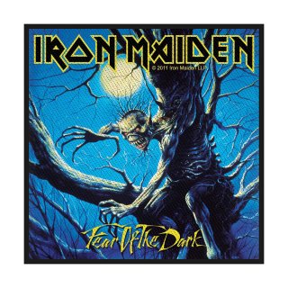 IRON MAIDEN Fear of the Dark, パッチ<img class='new_mark_img2' src='https://img.shop-pro.jp/img/new/icons5.gif' style='border:none;display:inline;margin:0px;padding:0px;width:auto;' />
