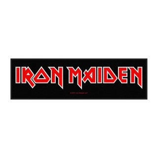 IRON MAIDEN Logo, ストライプパッチ<img class='new_mark_img2' src='https://img.shop-pro.jp/img/new/icons5.gif' style='border:none;display:inline;margin:0px;padding:0px;width:auto;' />