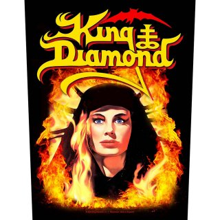KING DIAMOND Fatal Portrait, バックパッチ<img class='new_mark_img2' src='https://img.shop-pro.jp/img/new/icons5.gif' style='border:none;display:inline;margin:0px;padding:0px;width:auto;' />