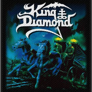 KING DIAMOND Abigail, パッチ<img class='new_mark_img2' src='https://img.shop-pro.jp/img/new/icons5.gif' style='border:none;display:inline;margin:0px;padding:0px;width:auto;' />