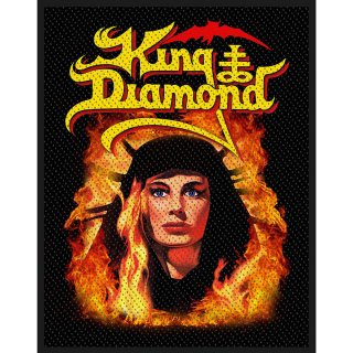 KING DIAMOND Fatal Portrait, パッチ<img class='new_mark_img2' src='https://img.shop-pro.jp/img/new/icons5.gif' style='border:none;display:inline;margin:0px;padding:0px;width:auto;' />