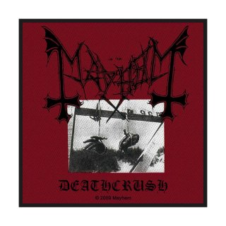 MAYHEM Deathcrush, パッチ<img class='new_mark_img2' src='https://img.shop-pro.jp/img/new/icons5.gif' style='border:none;display:inline;margin:0px;padding:0px;width:auto;' />