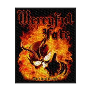 MERCYFUL FATE Don't Break The Oath, パッチ<img class='new_mark_img2' src='https://img.shop-pro.jp/img/new/icons5.gif' style='border:none;display:inline;margin:0px;padding:0px;width:auto;' />