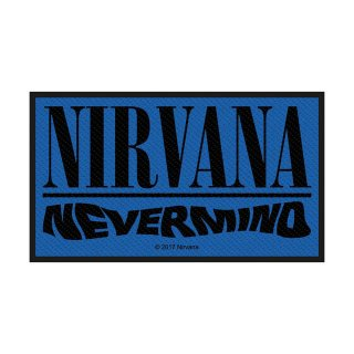 NIRVANA Nevermind, パッチ<img class='new_mark_img2' src='https://img.shop-pro.jp/img/new/icons5.gif' style='border:none;display:inline;margin:0px;padding:0px;width:auto;' />