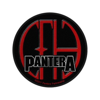 PANTERA CFH, パッチ<img class='new_mark_img2' src='https://img.shop-pro.jp/img/new/icons5.gif' style='border:none;display:inline;margin:0px;padding:0px;width:auto;' />