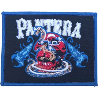 PANTERA Skull & Scorpions, パッチ<img class='new_mark_img2' src='https://img.shop-pro.jp/img/new/icons5.gif' style='border:none;display:inline;margin:0px;padding:0px;width:auto;' />