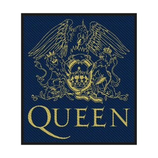 QUEEN Crest, パッチ<img class='new_mark_img2' src='https://img.shop-pro.jp/img/new/icons5.gif' style='border:none;display:inline;margin:0px;padding:0px;width:auto;' />