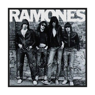 RAMONES Ramones '76, パッチ<img class='new_mark_img2' src='https://img.shop-pro.jp/img/new/icons5.gif' style='border:none;display:inline;margin:0px;padding:0px;width:auto;' />