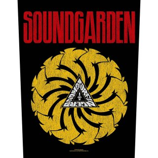 SOUNDGARDEN Badmotorfinger, バックパッチ<img class='new_mark_img2' src='https://img.shop-pro.jp/img/new/icons5.gif' style='border:none;display:inline;margin:0px;padding:0px;width:auto;' />
