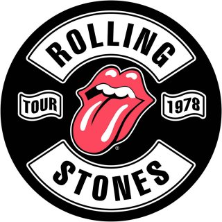 THE ROLLING STONES Tour 1978, バックパッチ<img class='new_mark_img2' src='https://img.shop-pro.jp/img/new/icons5.gif' style='border:none;display:inline;margin:0px;padding:0px;width:auto;' />