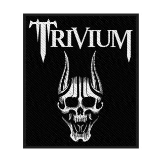 TRIVIUM Screaming Skull, パッチ<img class='new_mark_img2' src='https://img.shop-pro.jp/img/new/icons5.gif' style='border:none;display:inline;margin:0px;padding:0px;width:auto;' />