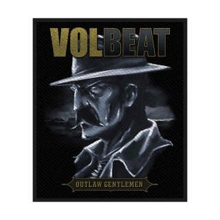 VOLBEAT Outlaw Gentlemen, パッチ<img class='new_mark_img2' src='https://img.shop-pro.jp/img/new/icons5.gif' style='border:none;display:inline;margin:0px;padding:0px;width:auto;' />