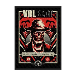 VOLBEAT Ghoul Frame, パッチ<img class='new_mark_img2' src='https://img.shop-pro.jp/img/new/icons5.gif' style='border:none;display:inline;margin:0px;padding:0px;width:auto;' />