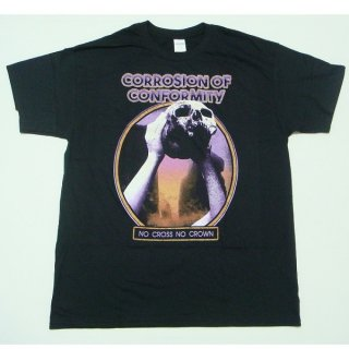 CORROSION OF CONFORMITY No Cross No Crown, Tシャツ